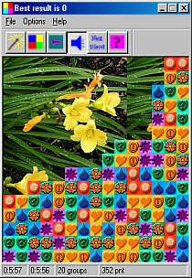ClickPuzzle is arcade-style puzzle game for Windows.